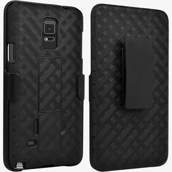 Shell Holster Combo for Galaxy Note 4
