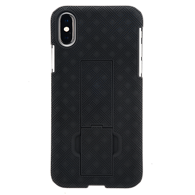 super popular 9a983 959ee Shell Holster Combo for iPhone XS/X