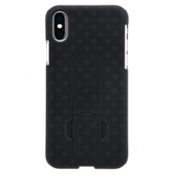 Shell Holster Combo for iPhone X - Black