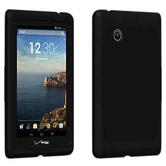 Silicone Cover for Ellipsis 7 - Black