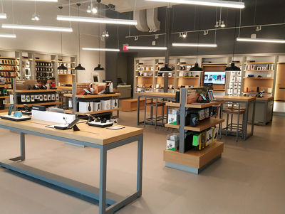 Sample Store Interior Image