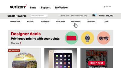 Presentamos Smart Rewards de Verizon