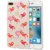 ClearCoat Case for iPhone 7 Plus/6s Plus/6 Plus - Flamingo