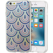Sonix Clear Coat for iPhone 6/6s - Tinsley Rainbow
