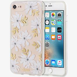 ClearCoat Case for iPhone 7/6s/6 - Gardenia