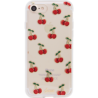 Sonix Clearcoat Case For Iphone 7 Cherry Bomb Red