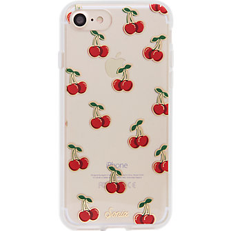 Sonix ClearCoat Case for iPhone 7 - Cherry Bomb/Red ...