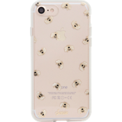 ClearCoat Case for iPhone 7 - Honey Bee/Gold