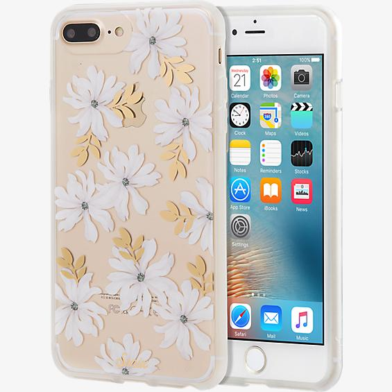 ClearCoat Case for iPhone 7 Plus/6s Plus/6 Plus - Gardenia