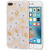ClearCoat Case for iPhone 7 Plus/6s Plus/6 Plus - Gardenia