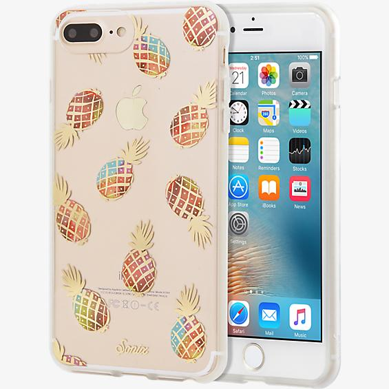 ClearCoat Case for iPhone 7 Plus/6s Plus/6 Plus - Paradise