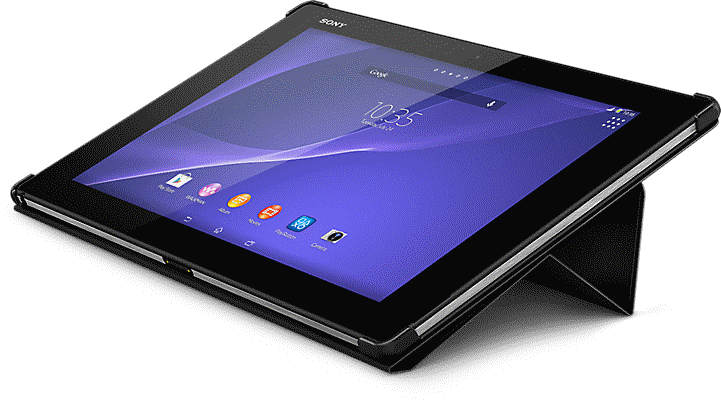Style Cover Stand for Xperia Z2 Tablet