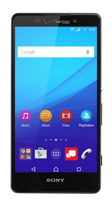 How to Use Your Sony Xperia® Z3v