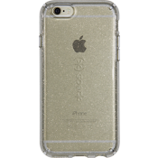 CandyShell Case for iPhone 6/6s - Clear Gold Glitter