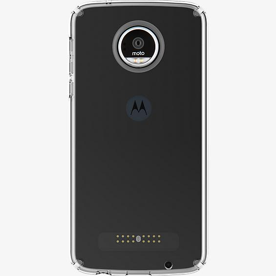 CandyShell Clear Case for Moto Z Play Droid