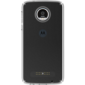 CandyShell Clear Case for Moto Z Play Droid - Clear