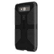 Speck CandyShell Grip Case Droid Mini - Black with Gray