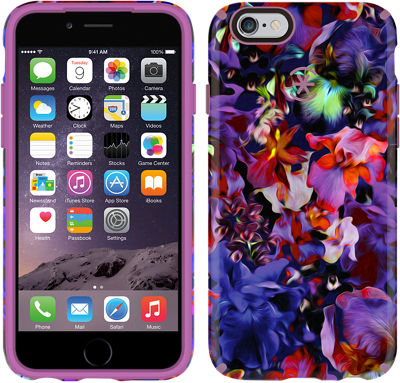 Speck CandyShell INKED for iPhone 6/6s - Lush Floral