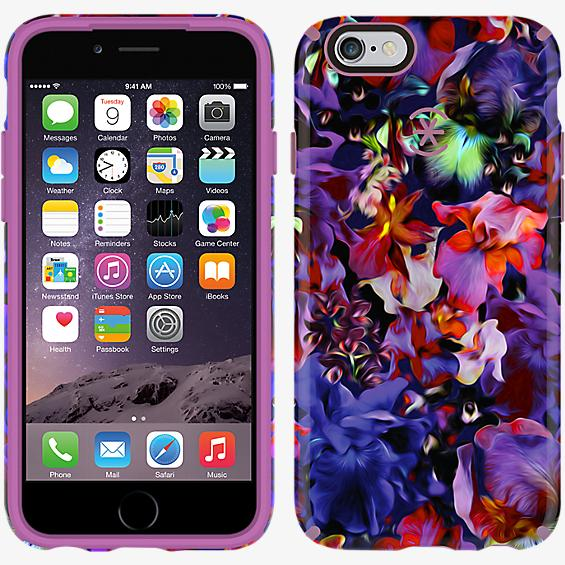 CandyShell INKED for iPhone 6/6s - Lush Floral