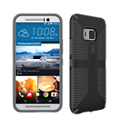 Speck CandyShell Grip for HTC One M9 - Black/Slate Grey