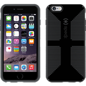 Speck CandyShell Grip Black/Slate Grey for iPhone 6/6S Plus