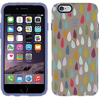CandyShell INKED for iPhone 6/6s - Rainbow Drop
