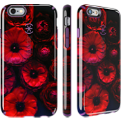 CandyShell Inked for iPhone 6/6s - Moody Bloom