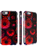 new product 2fd8a d3f9a CandyShell Inked for iPhone 6/6s - Moody Bloom
