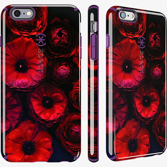 CandyShell Inked for iPhone 6 Plus/6s Plus - Moody Bloom