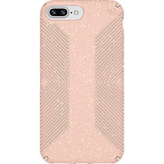 Speck Grip Pink Glitter For IPhone 8 Plus 7 6s 6