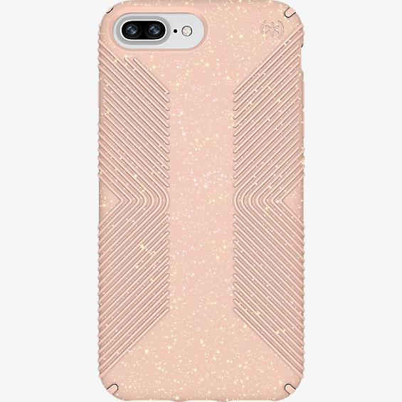 Grip Pink Glitter for iPhone 8 Plus/7 Plus/6s Plus/6 Plus