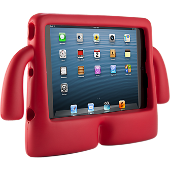 Speck iGuy for iPad Mini 3 - Chili Pepper Red