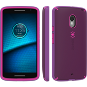 MightyShell for DROID Maxx 2 - Purple/Pink/Revolution