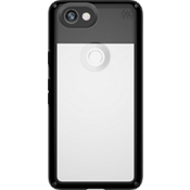 Presidio Show Case for Pixel 2 XL - Clear/Black