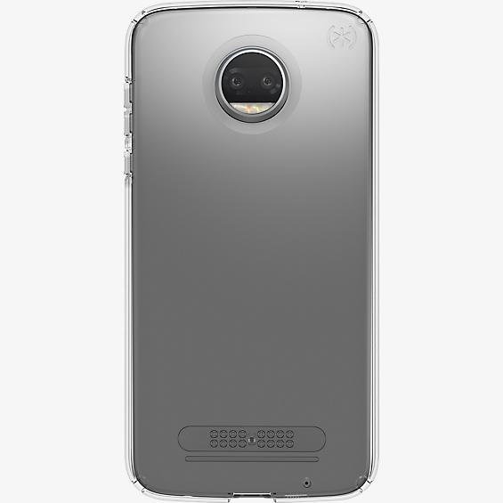 Presidio Clear Case for moto z<sup>2</sup> force edition