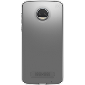 Presidio Clear Case for moto z2 force edition - Clear/Clear