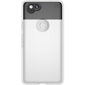 Presidio Clear Case for Pixel 2 - Clear/Clear
