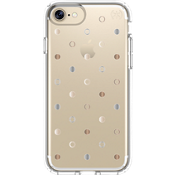 Presidio Clear Print Case for iPhone 7/6s/6 - Disco Dots