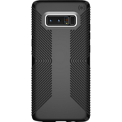 Presidio Grip Case for Galaxy Note8 - Black/Black