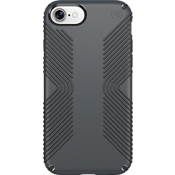 Presidio Grip Case for iPhone 7/6s/6 - Graphite Grey/Charcoal Grey