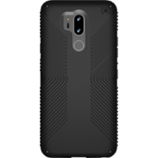 Presidio Grip Case for G7 ThinQ - Black/Black