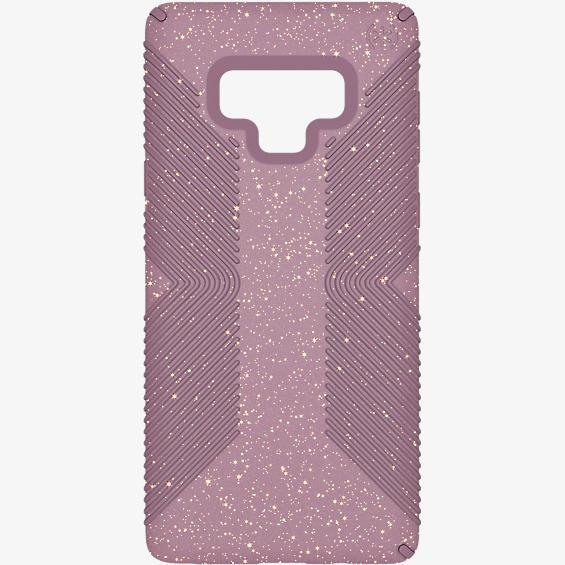 Presidio Grip + Glitter Case for Galaxy Note9