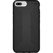 Presidio Grip for iPhone 8 Plus/7 Plus/6s Plus/6 Plus - Black/Black