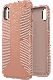 purchase cheap 7357e da2f2 Presidio Grip + Glitter Case for iPhone XS Max