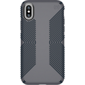 Presidio Grip for iPhone X - Graphite Grey/Charcoal Grey