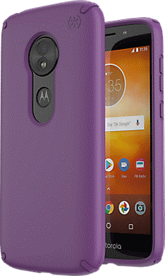 the best attitude ed05f 090f3 Presidio Lite Case for moto e5 play