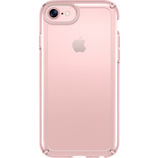 Presidio SHOW Case for iPhone 7 Plus/6s Plus/6 Plus - Clear/Rose Gold