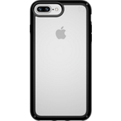 Presidio SHOW for iPhone 8 Plus/7 Plus/6s Plus/6 Plus - Clear/Black