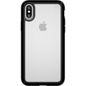 Presidio Show for iPhone X - Clear/Black