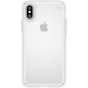 Presidio Show for iPhone X - Clear/Bright White